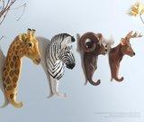 Wandhaak giraffe (Africa)_