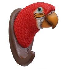 Wandhaak papegaai (animal serie)