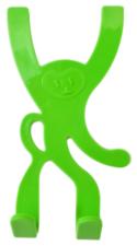 Deurhaak aap groen
