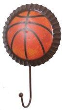 Kapstok haakje vintage basketbal