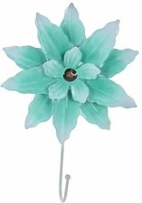 Kapstokhaak grote bloem mint