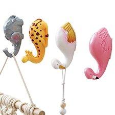 Wandhaakje Flamingo (Cuties)