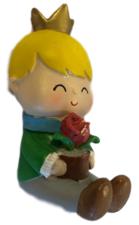 Kinderkapstok meisje bloem
