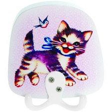 Kitsch Kitchen kinderkapstok kat