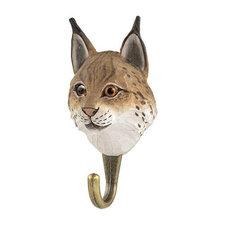 Kapstokhaakje Wildlife Garden lynx
