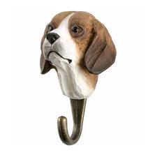 Kapstokhaakje Wildlife Garden hond