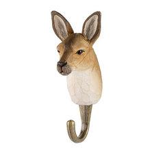 Kapstokhaakje Wildlife Garden kangoeroe