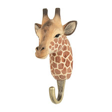 Kapstokhaakje Wildlife Garden giraffe