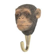 Kapstokhaakje Wildlife Garden chimpanzee