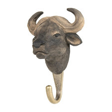 Kapstokhaakje Wildlife Garden Afrikaanse buffel