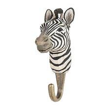 Kapstokhaakje Wildlife Garden zebra