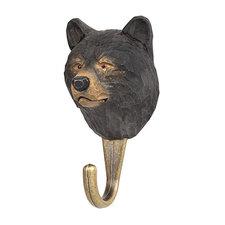 Kapstokhaakje Wildlife Garden zwarte beer