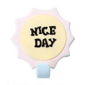 kapstok wandhaakje nice day