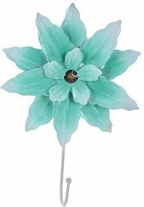 kapstokhaak bloem groot mint